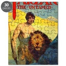 Tarzan the Untamed Puzzle