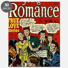 Young Romance No 11 Puzzle