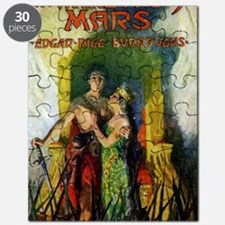 Warlord of Mars 1919 Puzzle