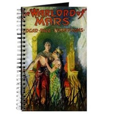 Warlord of Mars 1919 Journal