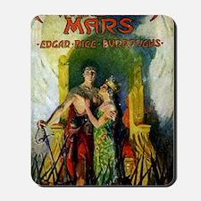 Warlord of Mars 1919 Mousepad