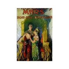 Warlord of Mars 1919 Rectangle Magnet