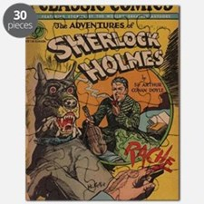 CC No 33 (The Adventures of Sherlock Holmes Puzzle