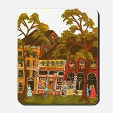 Needlework District Mousepad