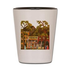 Needlework District Shot Glass