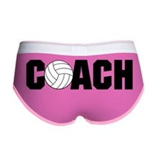 Volleyball Coach Women's Boy Brief