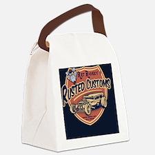rat-rod-103-BUT Canvas Lunch Bag