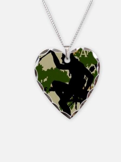 Tarzan of the Apes 1914 Necklace Heart Charm