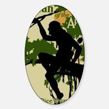 Tarzan of the Apes 1914 Sticker (Oval)
