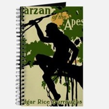 Tarzan of the Apes 1914 Journal