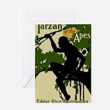 Tarzan of the Apes 1914 Greeting Card
