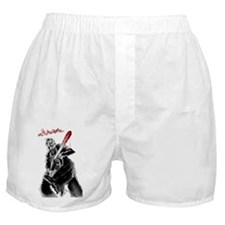 Hell House of Horror's Leatherface Boxer Shorts