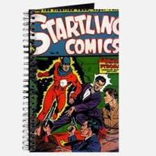 Startling Comics No 18 Pyroman Journal