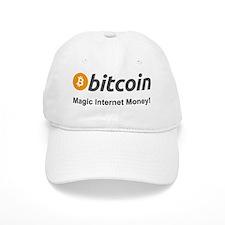 Bitcoin: Magic Internet Money! Baseball Cap
