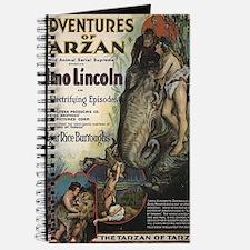 Adventures of Tarzan Elmo Lincoln Journal