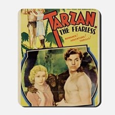 Tarzan the Fearless Mousepad