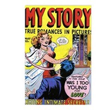 My Story 1949 Postcards (Package of 8)
