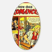 Teen-Age Romances No 23 Decal