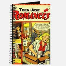 Teen-Age Romances No 23 Journal
