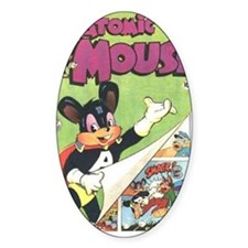Atomic Mouse No 6 Decal