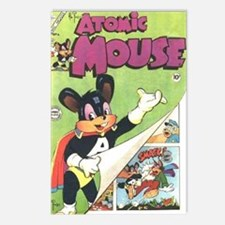 Atomic Mouse No 6 Postcards (Package of 8)