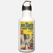 Love Stories of Mary W Water Bottle