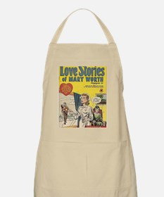 Love Stories of Mary Worth Apron