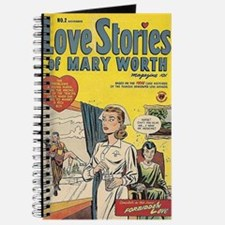 Love Stories of Mary Worth Journal