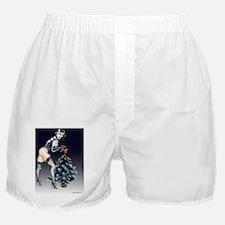 Dominatrix Christmas Boxer Shorts
