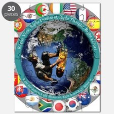 Our World Skateboarder Puzzle