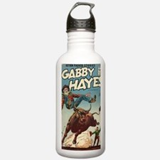 Gabby Hayes No 58 Water Bottle
