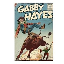 Gabby Hayes No 58 Postcards (Package of 8)