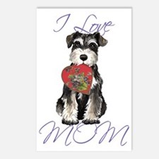 minSch mom Postcards (Package of 8)