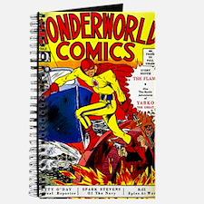 Wonderworld Comics No 3 Journal