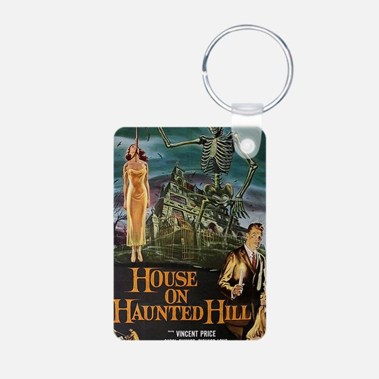 House on Haunted Hill. Keychains