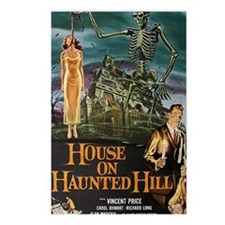 House on Haunted Hill. Postcards (Package of 8)