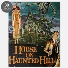House on Haunted Hill. Puzzle