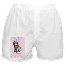 poodle-card Boxer Shorts