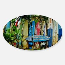 Hawaii Surf Decal