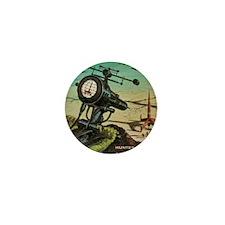 Hunter Patrol Cover Mini Button