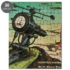 Hunter Patrol Cover Puzzle