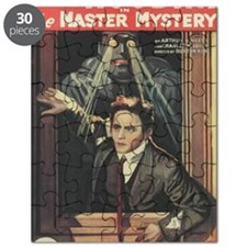 Mastery Mystery with Harry Houdini Puzzle