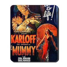 Mummy 1932 Mousepad