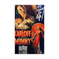 Mummy 1932 Decal