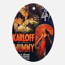 Mummy 1932 Oval Ornament