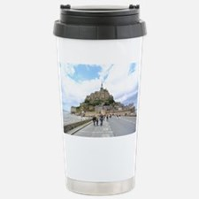 Mont St. Michel, Norman Travel Mug