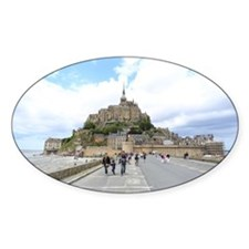 Mont St. Michel, Normandie France Decal