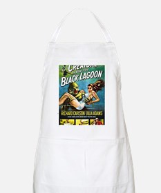 Creature from the Black Lagoon Poster Apron