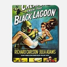 Creature from the Black Lagoon Poster Mousepad
