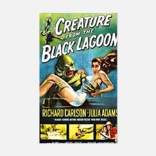 Creature from the Black Lagoon Sticker (Rectangle)